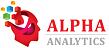 Alpha Analytics Services-Data Science Logo
