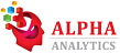 Alpha Analytics Services-Data Science Logo