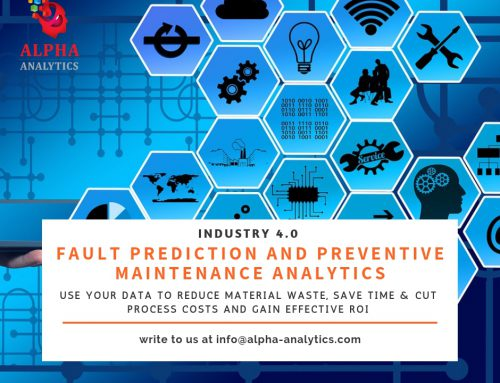 Blog_Industry 4.0 : Data Science, Fault Prediction and Preventive Maintenance Analytics