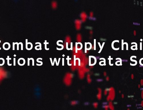 Blog_Combat Supply Chain Disruptions with Data Science